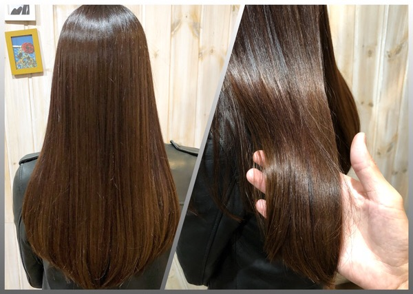 質感改善トリートメントで髪のベースを整えて、冬に向けての乾燥対策 【 上野 北千住 髪質改善 】