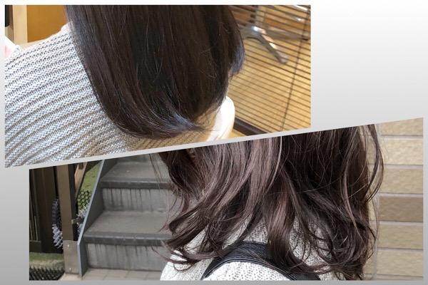 傷みやすい・エイジング毛も柔らかい質感の艶髪へ  【北千住 上野 縮毛矯正 】