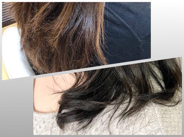 結婚に向けて伸ばし中の髪を扱いやすい大人艶カールスタイルへ 【 北千住 上野 パーマ 】