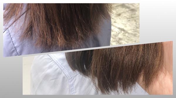 髪が広がる原因を解消してしっとりと収まる艶髪へ 【北千住 上野 縮毛矯正 トリートメント 】